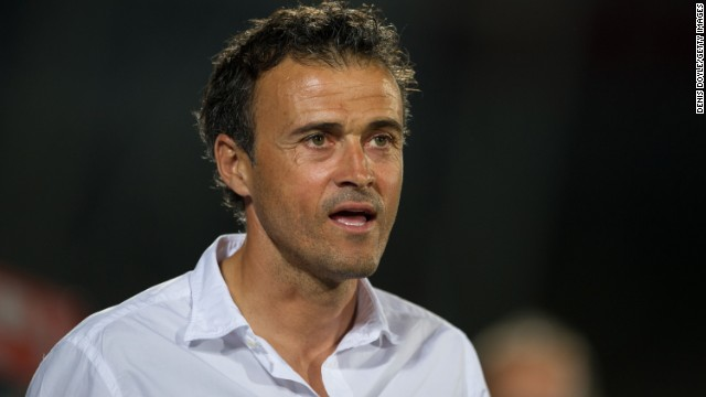 Luis Enrique has signed a two-year deal with Barcelona after relinquishing his role at Celta Vigo.