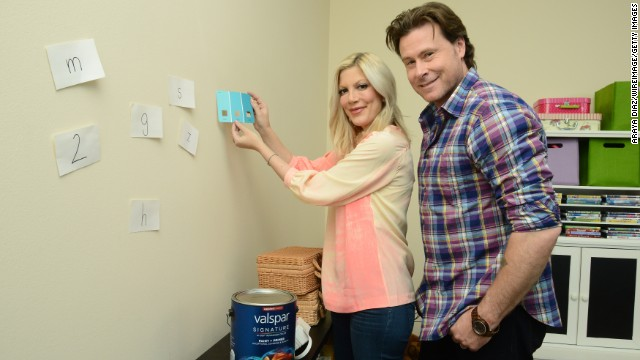"""In December 2013, actors <a href='http://www.people.com/article/true-tori-documentary-premiere-recap' target='_blank'>Dean McDermott and Tori Spelling</a> had a falling out after reports that he'd had an affair. Spelling and McDermott's attempt to salvage their marriage is being publicly played out in tabloids and on their new Lifetime reality show, """"True Tori."""" The couple have been married since 2006 and have four children together."""
