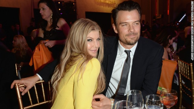 "Singer Fergie, best known for her success with the Black Eyed Peas, and actor Josh Duhamel have been married since 2009. During that same year, reports surfaced that Duhamel was allegedly involved in a fling with an Atlanta stripper. In 2012, <a href='http://www.usmagazine.com/celebrity-news/news/fergie-opens-up-about-husband-josh-duhamels-affair-with-a-stripper-in-2009-20121810' target='_blank'>Fergie opened up to Oprah Winfrey</a> about the ordeal: ""When you go through difficult times, it really makes you stronger as a unit, as a partnership. It does for us, anyways. Our love today is a deeper love, definitely."""