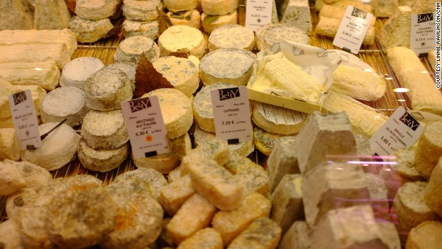 Betty's is a cheese fan's dream. Although hopefully not the kind of disturbed and sweaty dreams that usually plague sleepers who have gobbled too much cheese too close to bedtime.
