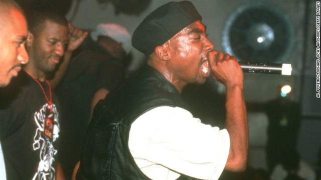 The murder of rapper Tupac Shakur remains unsolved. Shakur was shot and killed in Las Vegas in September 1996.