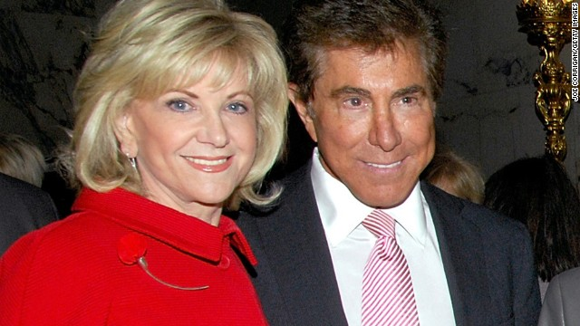 Stephen and Elaine Wynn of the Wynn Resorts fortune settled their divorce with a $740 million price tag.
