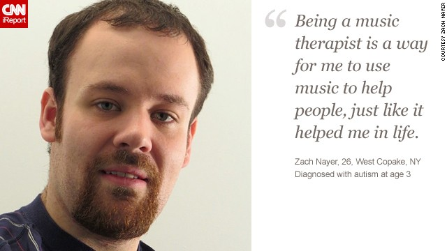Learn more about Zach's story on iReport.