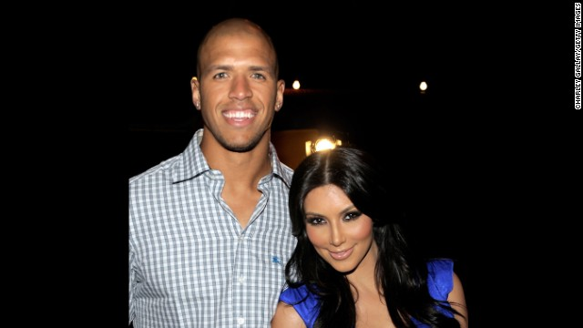 Before she began dating Kris Humphries toward the end of 2010 (after a brief detour to Gabriel Aubry's arm), Kardashian dated football player Miles Austin. For those who follow Kardashian's love life, he's also known as the athlete who immediately scooped Kardashian up after she broke up with ...