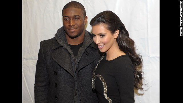 ... The infamous Reggie Bush, whom Kardashian dated from 2007 to 2010. Those also happened to be the years Kardashian's fame took off like a rocket after 2007 brought a sex tape release, an E! reality show and the cover of Playboy. The speculation is that Kardashian's busy career and camera-friendly lifestyle wasn't compatible with Bush.