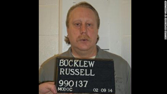Russell Bucklew's attorneys say he suffers from a rare birth defect that could make his execution