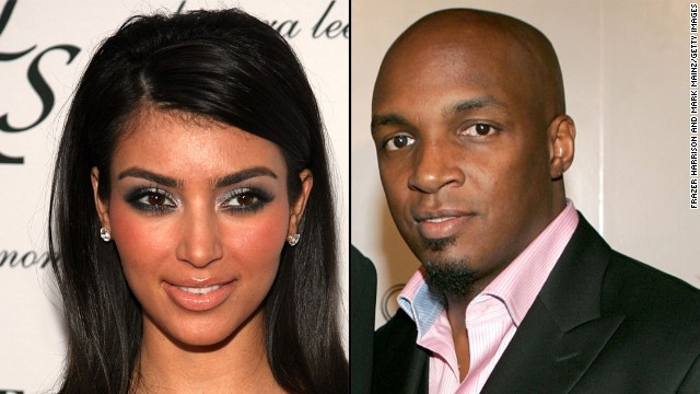 Years before she was TV famous, Kim Kardashian was married to music producer Damon Thomas, from 2000 to 2004. Their relationship was dragged back out for public gossip in 2010, when there were allegations of abuse and cheating.