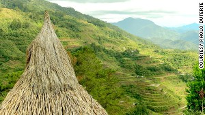 The rice terraces of Ifugao are more than 2,000 years old.