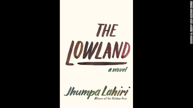 """The Lowland"" by Pulitzer Prize-winning writer Jhumpa Lahiri is on author Emma Donoghue's summer reading list. It's a family drama that takes place in India and the United States from the 1960s to the present."