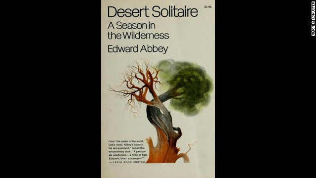 "Author Joshua Ferris plans to read the 1968 classic, ""Desert Solitaire,"" by Edward Abbey. The autobiographical work from the legendary author of ""The Monkey Wrench Gang"" captures Abbey's three seasons as a park ranger in Utah."