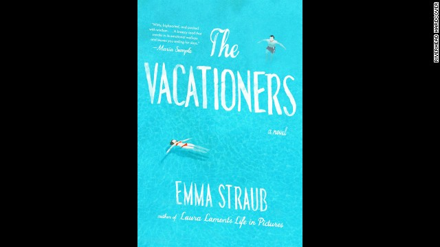 "Romance writer Jojo Moyes has Emma Straub's ""The Vacationers"" on her summer reading list. In the book, jealousy and secrets bubble to the surface during a dysfunctional family's two-week vacation in Mallorca."