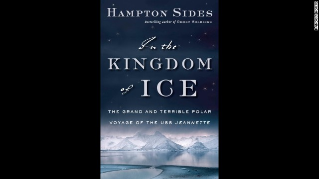 "Koryta has several nonfiction titles on his summer reading list, including ""In the Kingdom of Ice"" by Hampton Sides, a ""white-knuckle tale"" of polar exploration in the late 19th century."