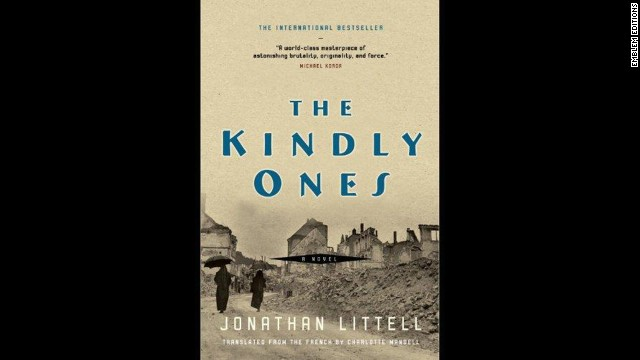 "Also on Ferris' summer reading list is the critically acclaimed novel ""The Kindly Ones"" by Jonathan Littell. It's about a former Nazi officer who reinvents himself after World War II as a family man in France."