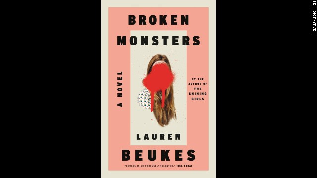 "Also on Lotz's summer reading list is ""Broken Monsters,"" by South African author Lauren Beukes. Her latest is described as a ""genre-bending"" crime thriller set in Detroit."