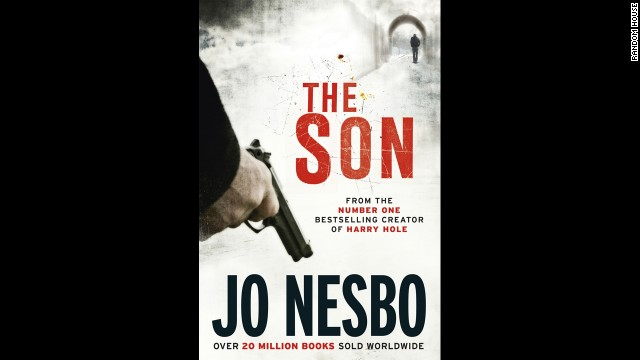 "Koryta also plans to read ""The Son"" by Jo Nesbo, Norway's best-selling crime writer. It's a dark thriller about a young man who breaks out of prison seeking revenge for his father's death."