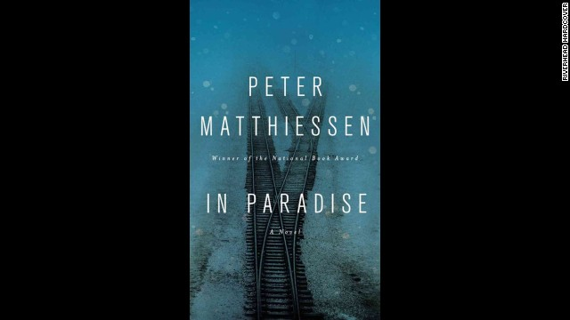 "Koryta also plans to read ""In Paradise,"" the last book by the late Peter Matthiessen, about a spiritual retreat at the site of the World War II concentration camp Auschwitz."
