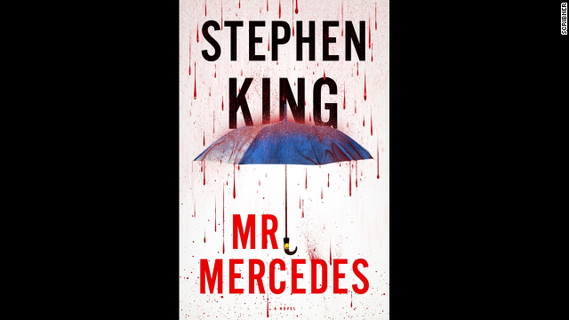 "Koryta and author Sarah Lotz said they're looking forward to reading Stephen King's new novel, ""Mr. Mercedes"" when it hits shelves in June. It's described as King's first ""hard-boiled detective tale"" about the search for a hit-and-run killer."