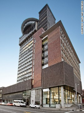 South African architects Nina Cohen and Fiona Garson could very well be in line for some awards this year for renovating a former gas station, car dealership and dental school into the new Wits Art Museum.