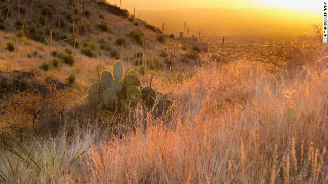 Obama to make Organ Mountains-Desert Peaks a national monument