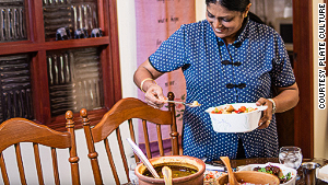 Kala S. serves Indian food out of her kitchen in Kuala Lumpur and is one of the most popular hosts on PlateCulture.