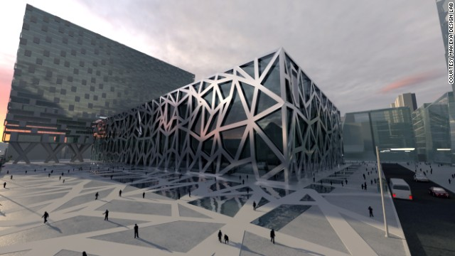 Cape Town architect Mokena Makeka was chosen to redesign the Cape Town Station in the lead up to the 2010 World Cup. A proposal for a fully renovated station by 2030 (pictured) is under consideration.