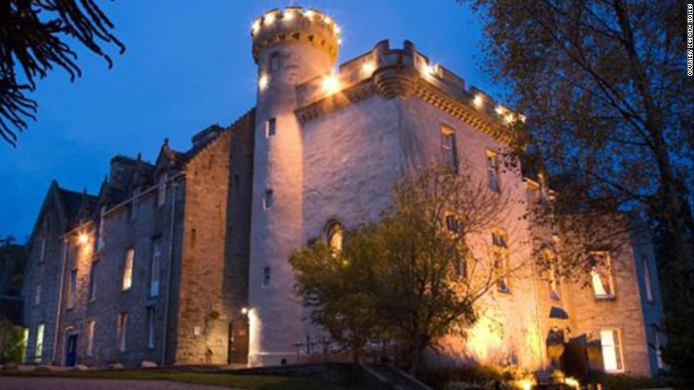 Castillo Tulloch, Escocia