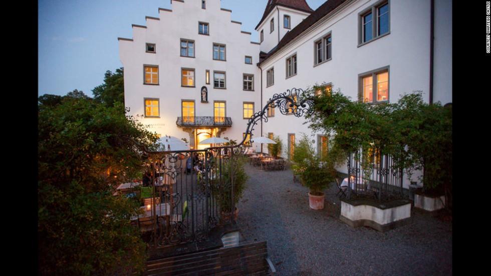 Castillo Wartegg, Suiza