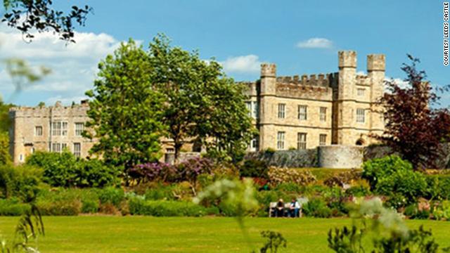 Castillo de Leeds, Reino Unido