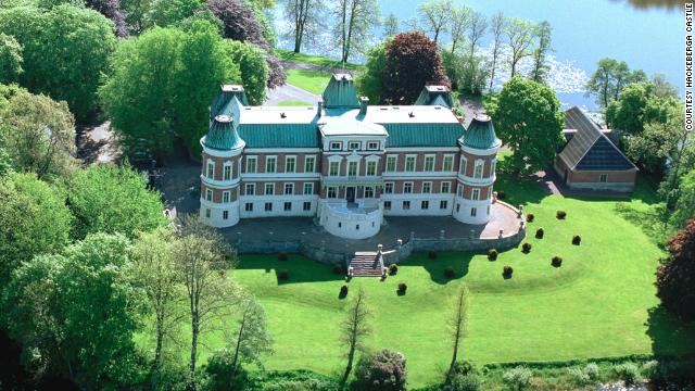 Castillo Häckeberga, Suecia