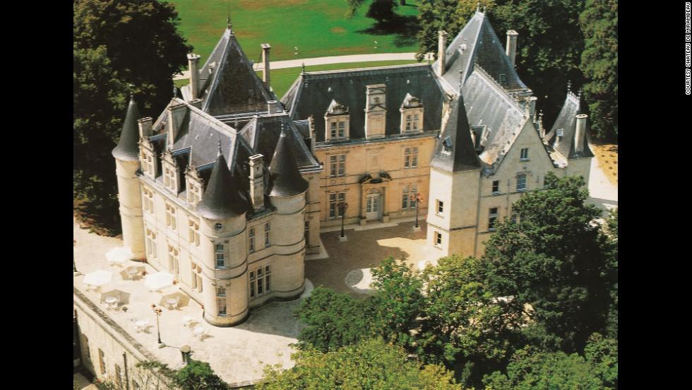 Château de Mirambeau, Francia