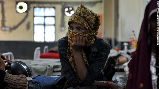 """India leads the world for new TB cases, with more than 2 million in 2012. In 2011 Indian doctors reported cases of """"totally drug resistant"""" TB."""