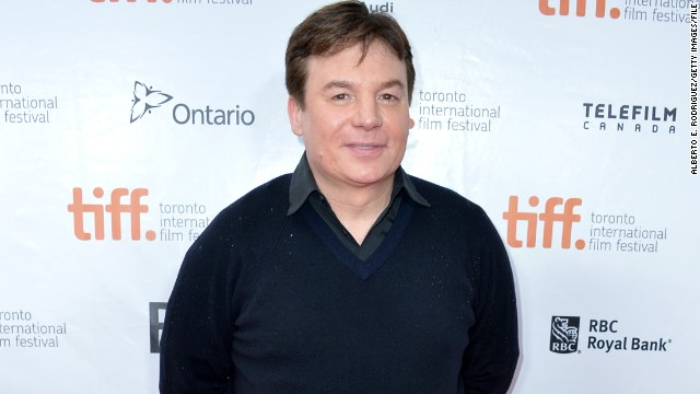 Mike Myers defends Kanye West's Katrina comments