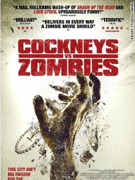 There's only one thing scarier than a bedraggled, demented, foaming-at-the-mouth Zombie, and that's a irritated Cockney. What happens when they meet on the tough streets of London? Well, wouldn't you like to know?