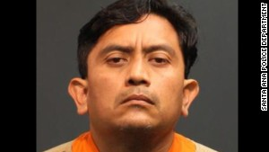 Isidro Garcia allegedly held a woman captive for almost a decade.