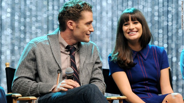 Lea Michele dated Matthew Morrison, and more news to note