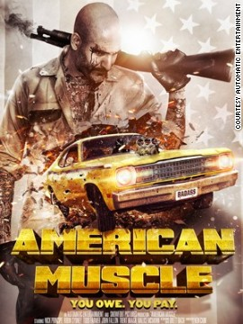 """Heard of a little film called """"American Hustle?"""" Yeah, well, this is NOT that film, OK? It's an easy mistake to make. So anyway, John Falcon did 10 years of hard time in prison. Now he's got 24 hours to get revenge on every person who had a hand in sending him there."""