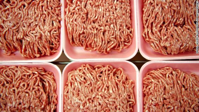 Almacenes de EE.UU. podrían haber recibido carne contaminada