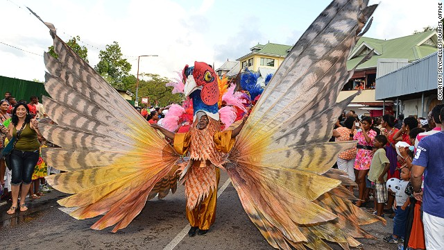 Now in its fourth year, the International Carnival Seychelles has started to attract a slew of international visitors.