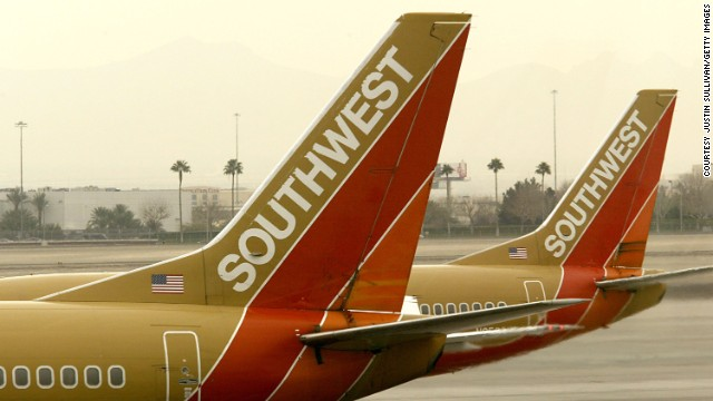 1971: Flyers are used to low-cost carriers today, but Southwest Airlines was the first of its kind that made established legacy carriers improve their competitiveness.