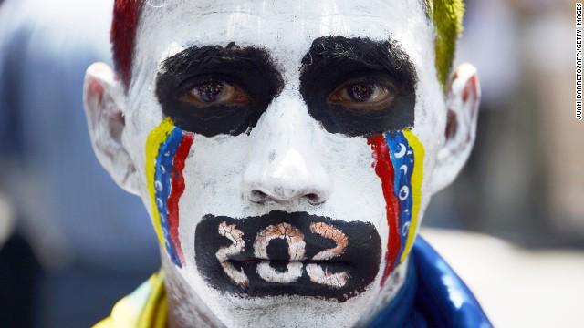 100 días después, continúan las protestas estudiantiles en Venezuela