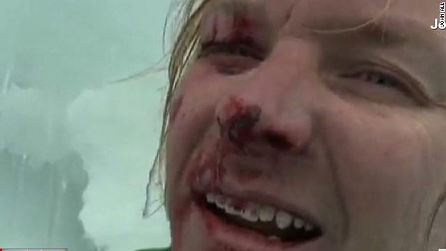 Una investigadora estadounidense sobrevive tras una caída de 20 metros en Nepal