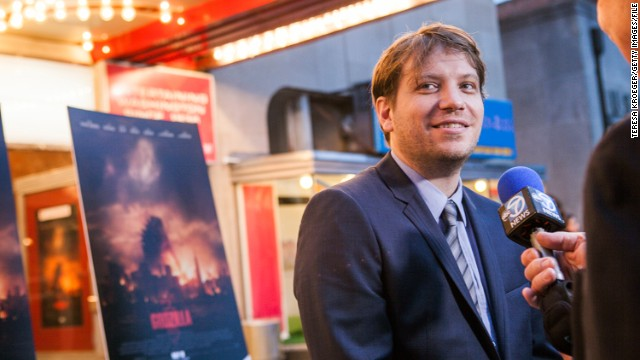 'Star Wars' spinoff lands 'Godzilla' director