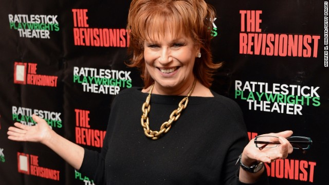 "For awhile Joy Behar pulled double duty on both ""The View"" and as host of ""The Joy Behar Show"" on HLN. The later was canceled in 2011 and she left ""The View"" at the end of the 2013 season."