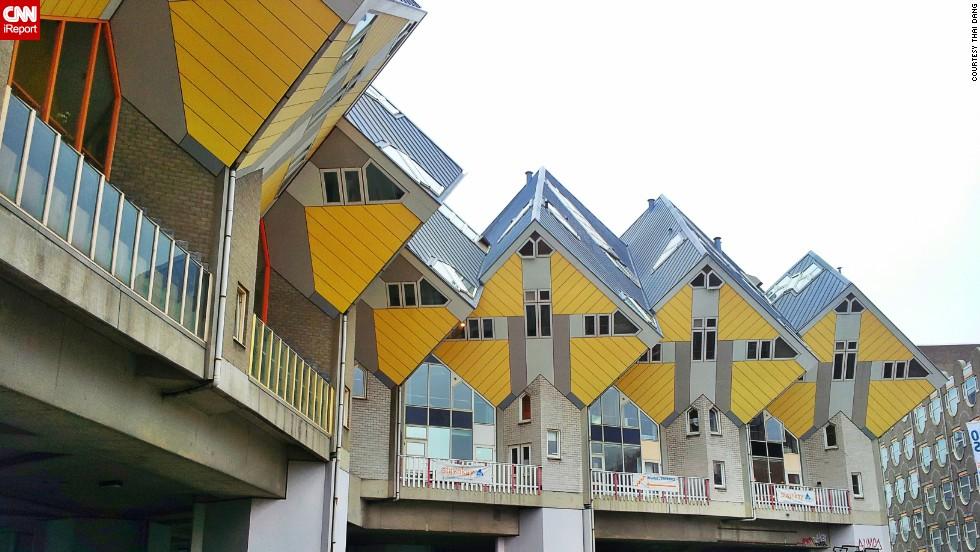 Casas Cubo, Países Bajos