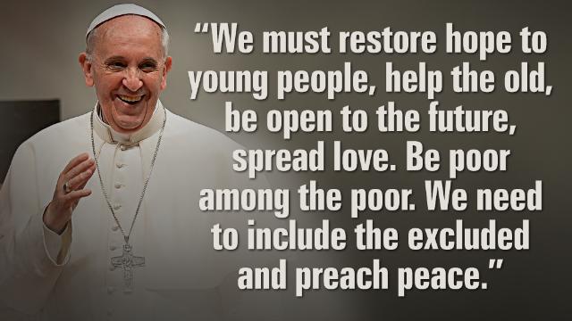 Pivotal Papal pronouncements