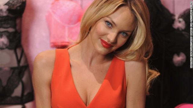 Model Candice Swanepoel has the top spot this year in <a href='http://www.maxim.com/hot100/2014' target='_blank'>Maxim's Hot 100</a>, which is voted on annually by readers of the men's magazine. Click through to see the rest of the top 10.