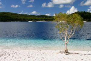 Lago McKenzie, Australia