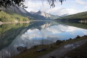 Lago Medicine, Canadá