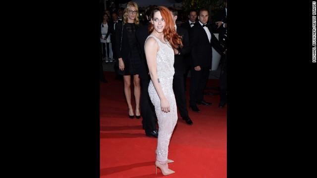 Kristen Stewart on May 23.