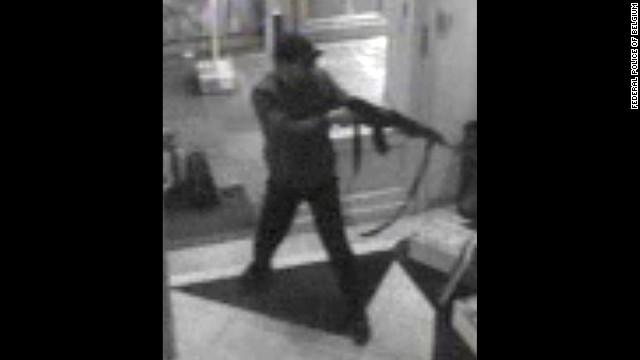 Difunden video del tiroteo en el Museo Judío de Bruselas; cuatro personas murieron